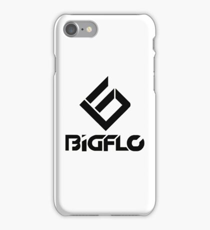 BigFlo - Logo iPhone Case/Skin
