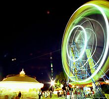 Ferris Wheel by zook