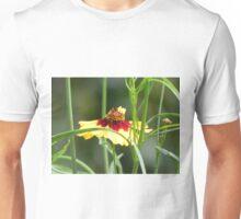 Yellow & Red Unisex T-Shirt