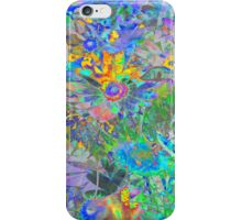 Daisy Fantaisy ~ Distracted Abtract iPhone Case/Skin