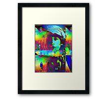 EDM Demeter Framed Print