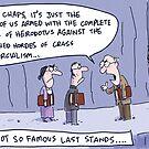 Famous last words... by Jon Kudelka