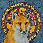 Celtic Fox by Beth Clark-McDonal