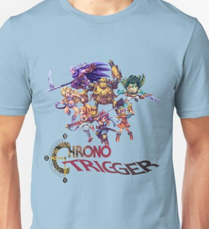Chrono Trigger Squad Unisex T-Shirt