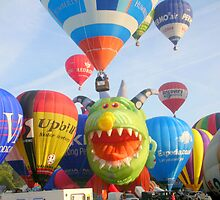 Monster balloon 1.... by tsums