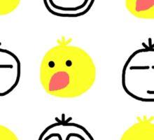 Mokie-Pokie and Friends! Sticker