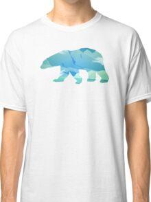 Colorful Polar Bear Classic T-Shirt