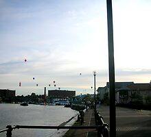 Bristol docklands. On the docks part 3 of 3....  by tsums