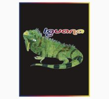 The Iguana by kurtmarcelle