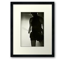 Lightplayer Framed Print