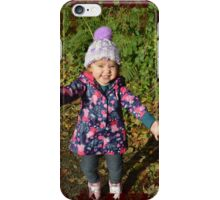 Autumn Leaves and Mucky Puddles!..2 iPhone Case/Skin