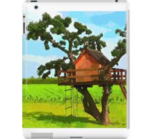 Beautiful creative tree house iPad Case/Skin