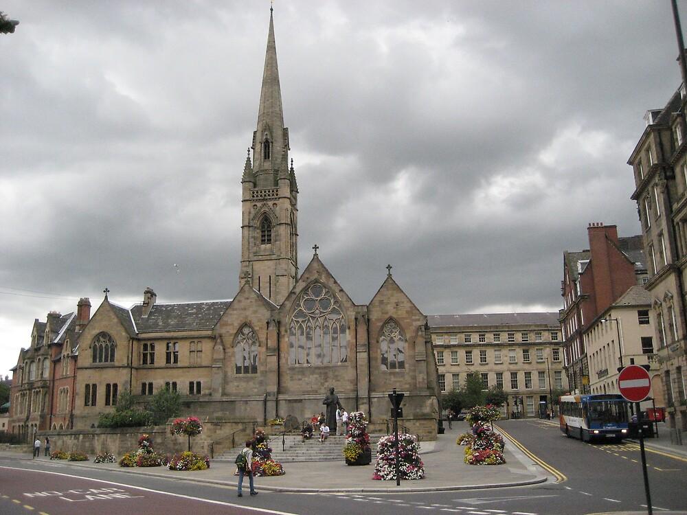 Church before the Rain  by shelagh1312