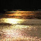 Santee Sunset(lakeview) by kerriwestbrook