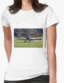 "Sopwith Triplane N6290 G-BOCK ""Dixie"" Womens Fitted T-Shirt"