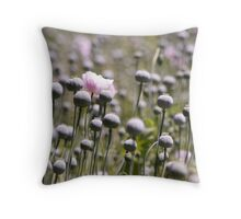 field of poppies 3 Throw Pillow