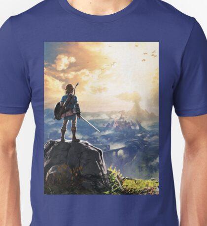 Legend of Zelda Breath of the Wild! Unisex T-Shirt