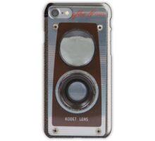 Kodak Duaflex IV Vintage Camera iPhone Case/Skin