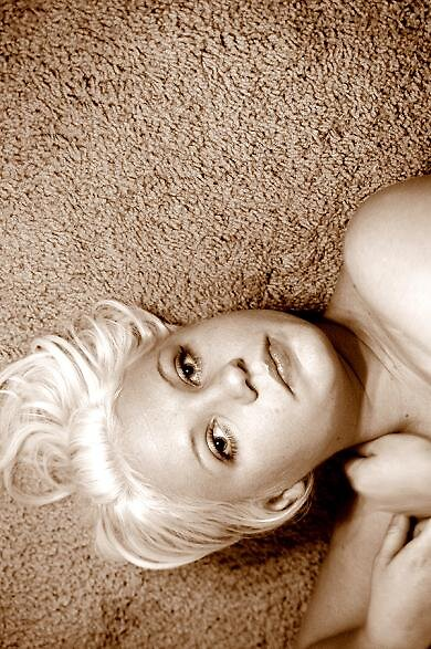 carpet blonde by Lindsey Downing
