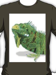 Iguana Profile T-Shirt