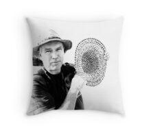 My Compass Throw Pillow
