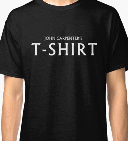 John Carpenter's T-Shirt Classic T-Shirt