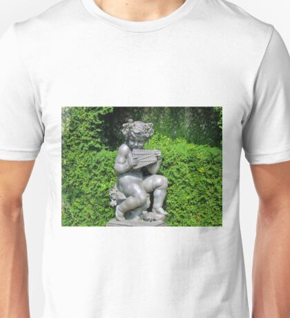 Wood Nymph With Pipes Unisex T-Shirt