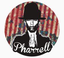 Pharrell Williams Stencil T-Shirt