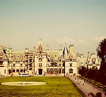 biltmore house by DA NAM