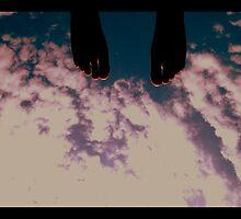 FEET IN THE SKY by DA NAM