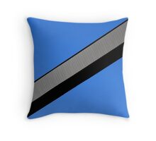 Sky Bisected Throw Pillow