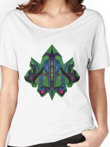 aBSTRACT T Women's Relaxed Fit T-Shirt