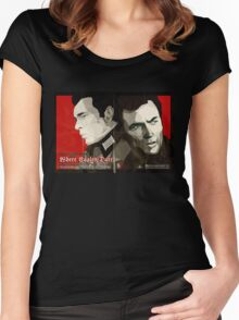 Where Eagles Dare (Alternative poster) Women's Fitted Scoop T-Shirt