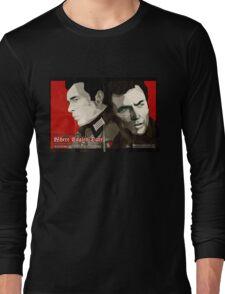 Where Eagles Dare (Alternative poster) Long Sleeve T-Shirt