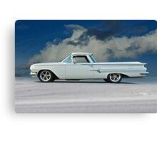 1960 Chevrolet El Camino Canvas Print