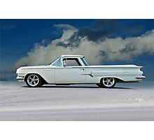 1960 Chevrolet El Camino Photographic Print
