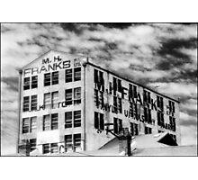 Parramatta Road Icon Photographic Print