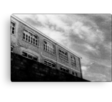 Old Pottery Building Canvas Print