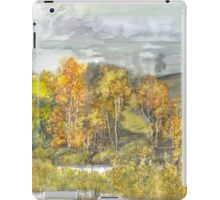 autumn 300 iPad Case/Skin