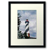 Florida Lighthouse Framed Print