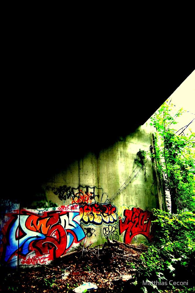 Under the Bridge by Matthias Ceconi