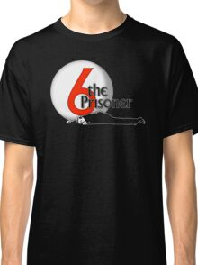The Prisoner - Number Six - Be Seeing You - 6 Classic T-Shirt