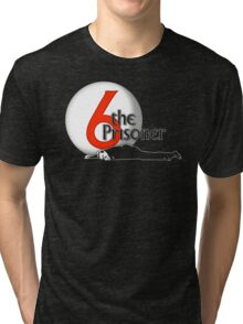 The Prisoner - Number Six - Be Seeing You - 6 Tri-blend T-Shirt