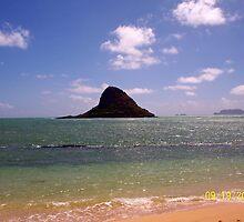 Kiss Island by coldteddy