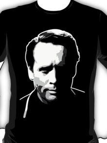 The Prisoner - Number Six - Patrick McGoohan T-Shirt