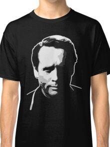 The Prisoner - Number Six - Patrick McGoohan Classic T-Shirt