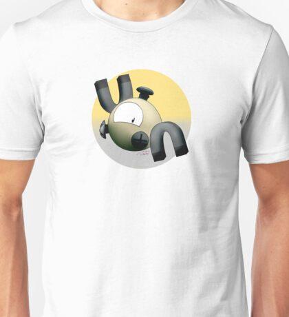 081 - Shiny Magnet Monster Unisex T-Shirt