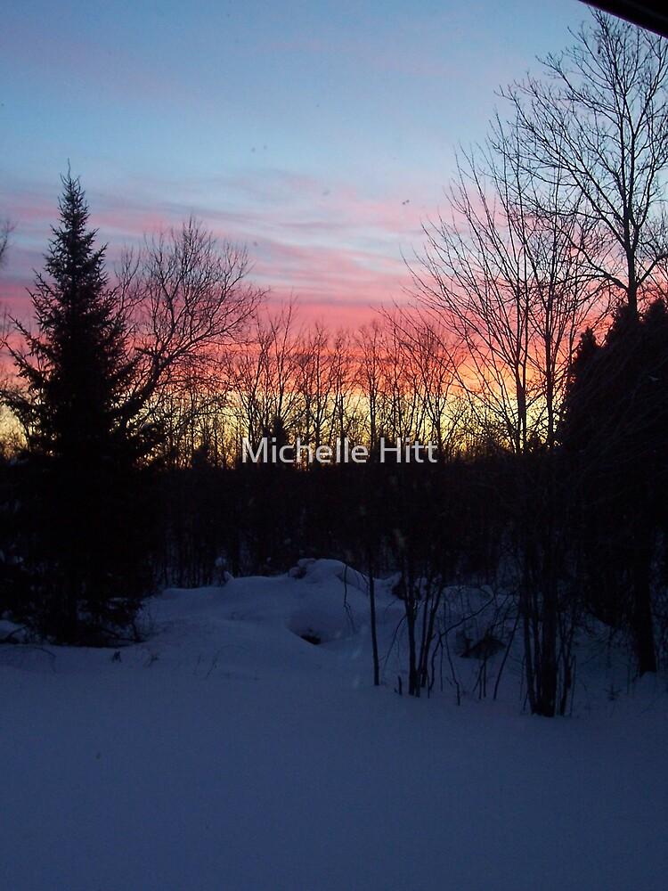 Seven O'Clock Sunrise by Michelle Hitt