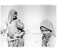 Jaisalmer Girl Poster
