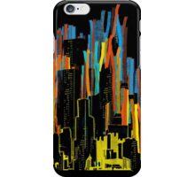 strippy city iPhone Case/Skin